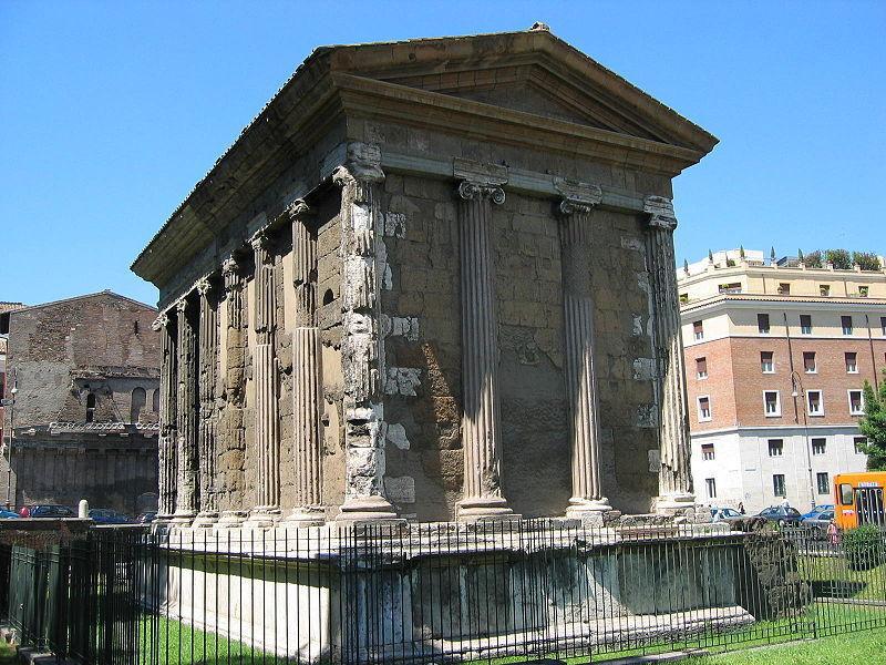 Храмы Бычьего форума