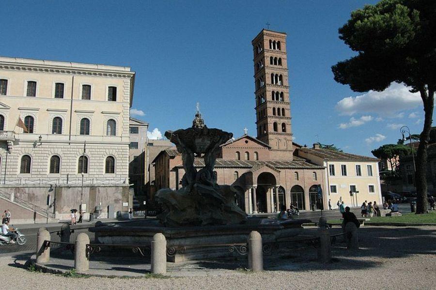 Санта-Мария ин Космедин