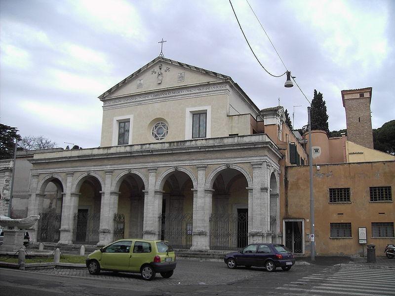 Санта-Мария ин Домника