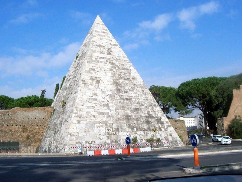 Пирамида Гая Цестия