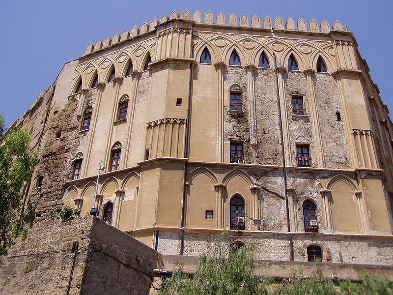 Палаццо деи Норманни, Палермо