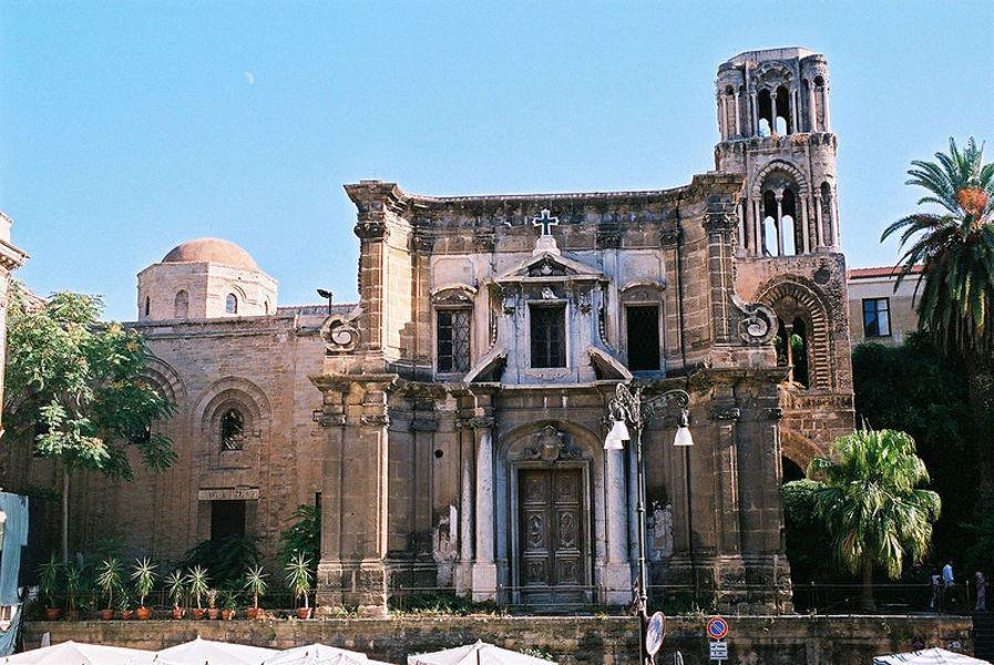 Церковь делла Марторана