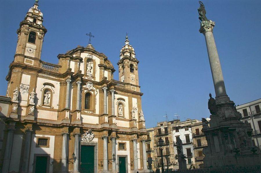 Сан-Доменико, Палермо