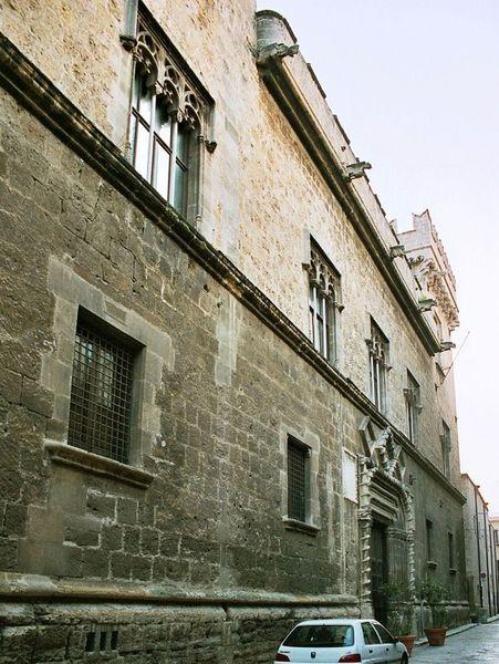 Палаццо Абателлис и Региональная галерея Сицилии