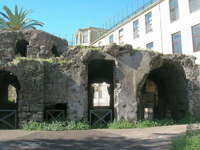 Кафедральный собор, Катания