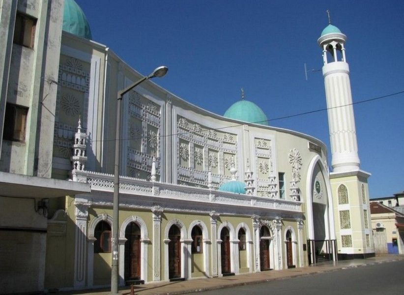 Мечеть, Мапуту