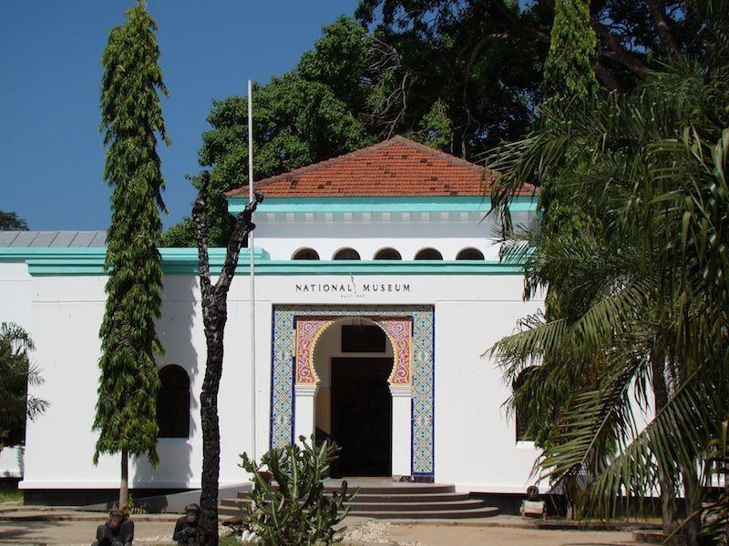 Национальный музей, Дар-эс-Салам