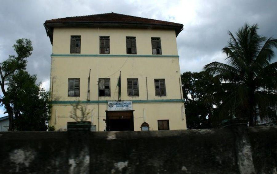 Дом Ливингстона