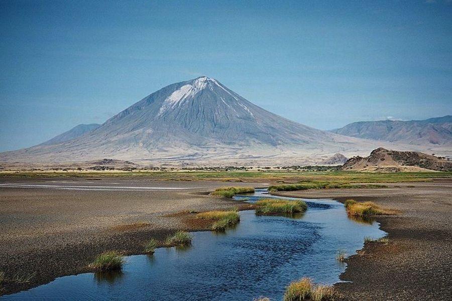 Вулкан Ол Дойньо Ленгаи
