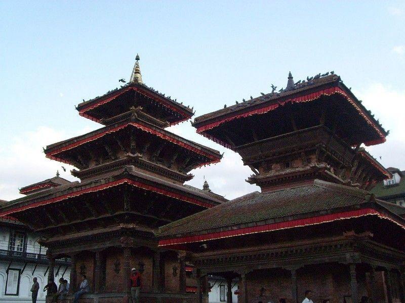 Дворец Хануман Дхока