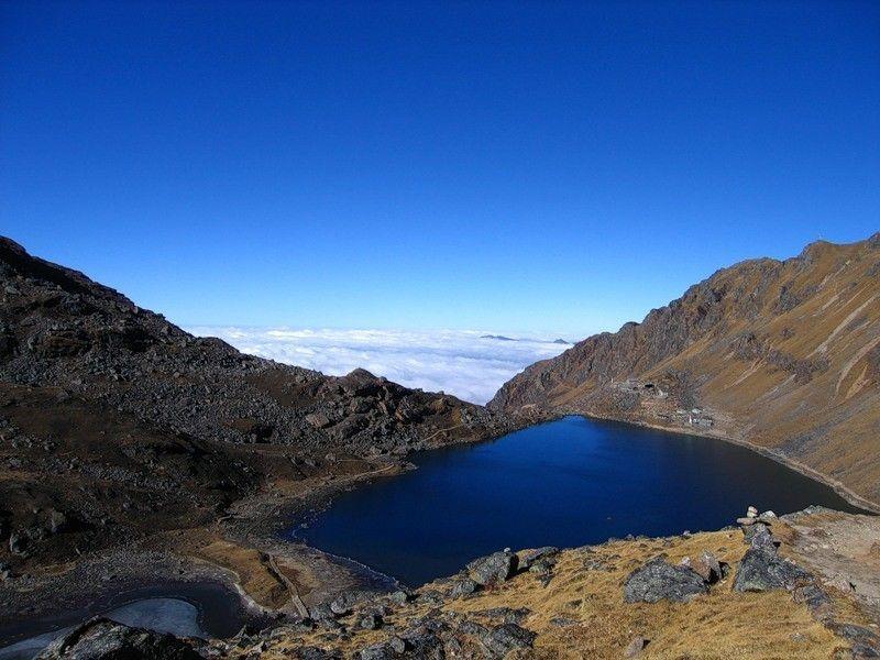Озеро Госайнкунда