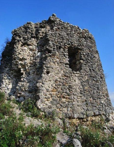 Крепость Абахваца
