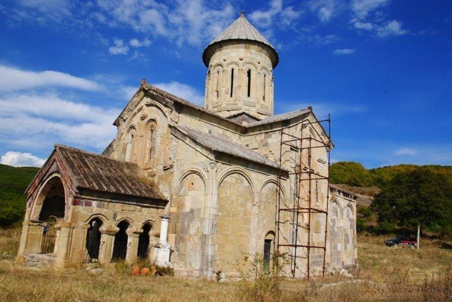 Храм Св. Икорта