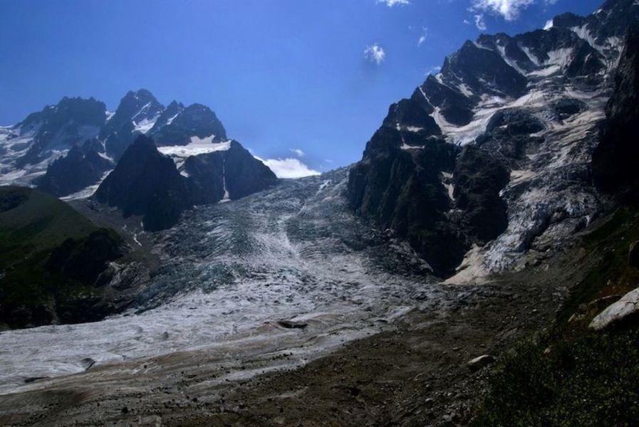 Караугомский ледник