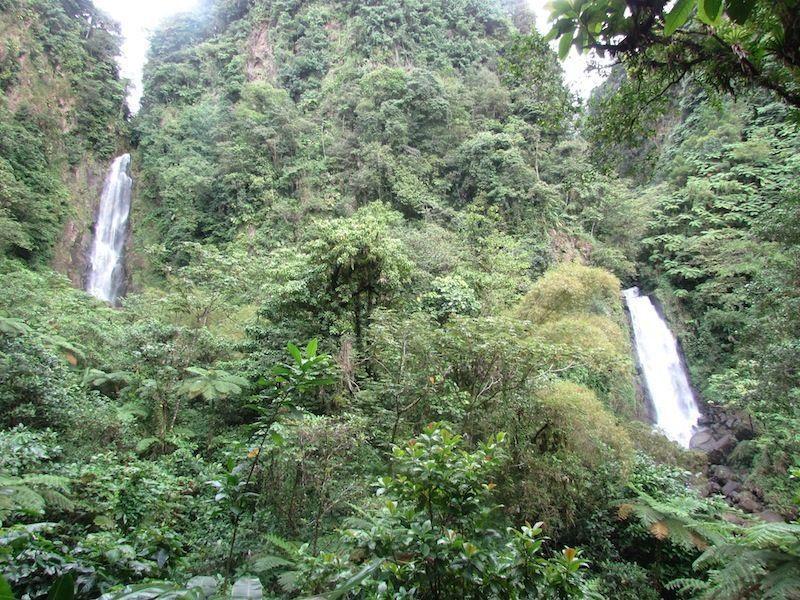 Трафальгарские водопады