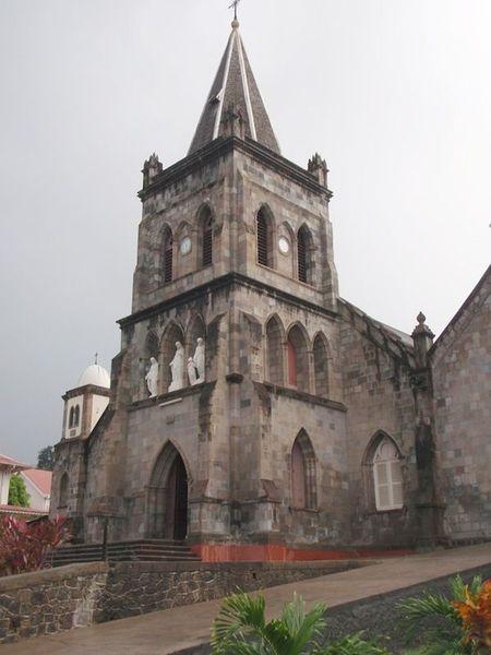 Католический собор, Розо