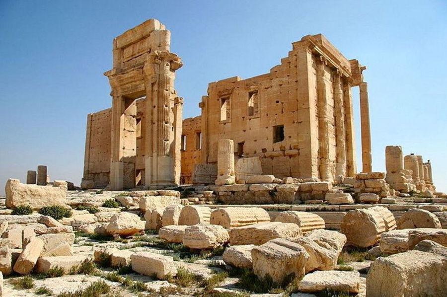 Храм Бела