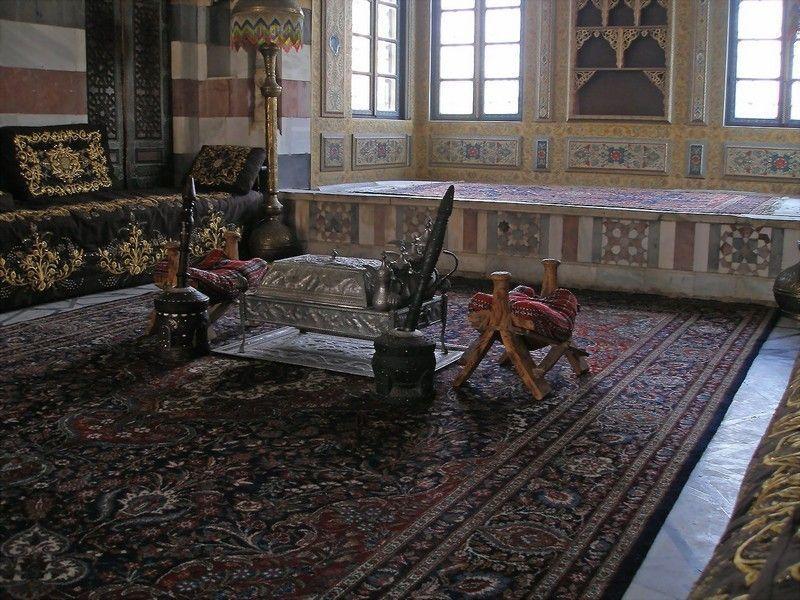 Дворец Каср аль-Азем