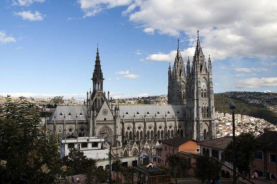Базилика Кито