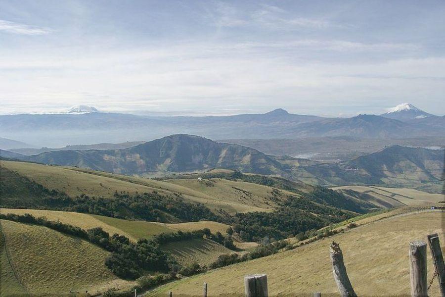 Анды Эквадора