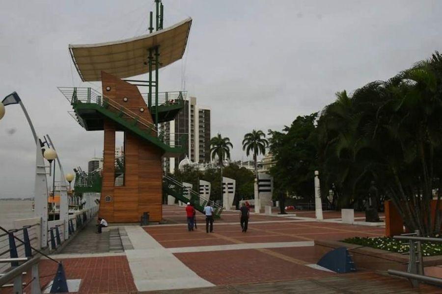 Набережная Симона Боливара