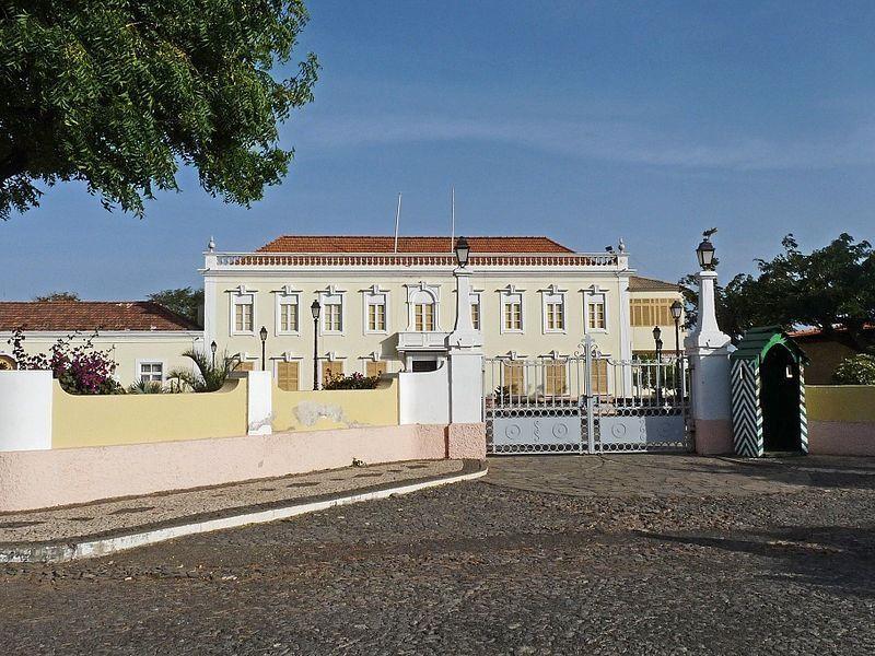 Президентский дворец, Прая