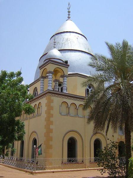 Могила Махди