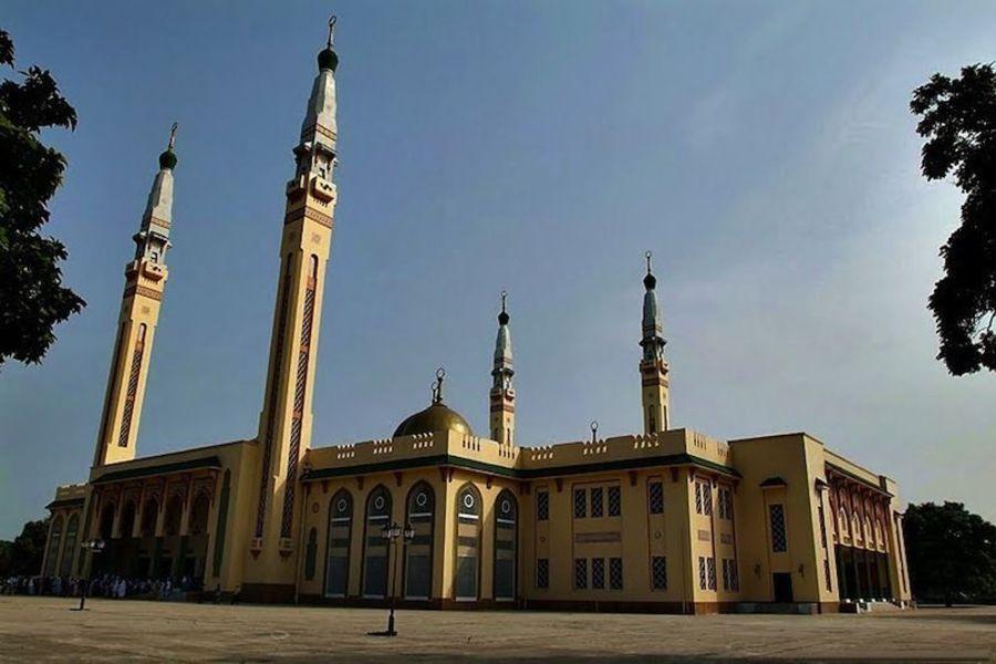 Большая мечеть, Конакри