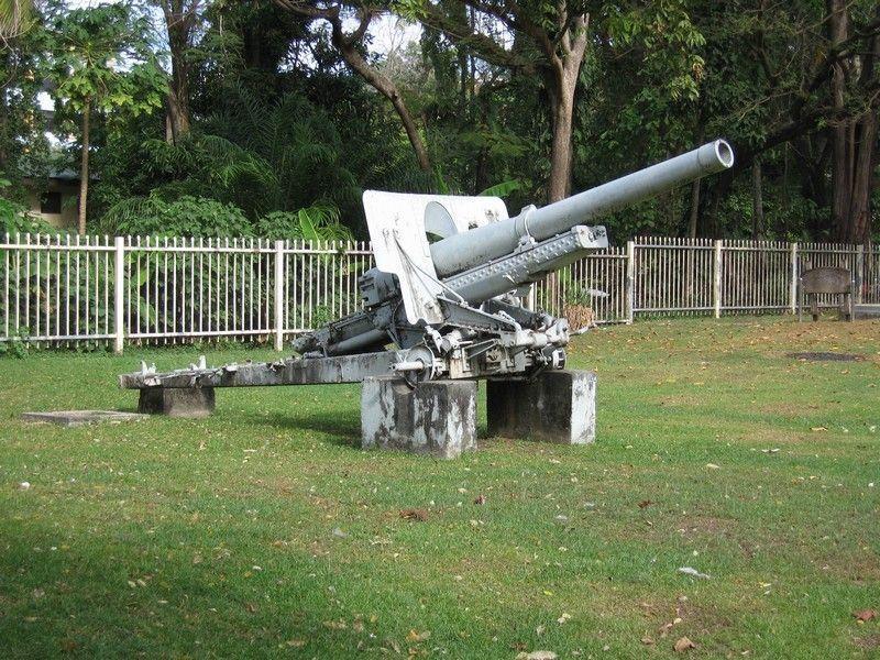 Музей Второй Мировой войны, Соломоновы острова
