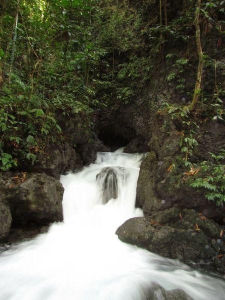 Водопады Матанико