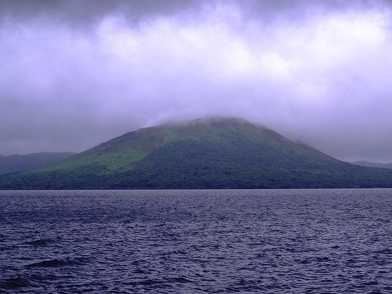 Остров Гауа (Санта Мария)