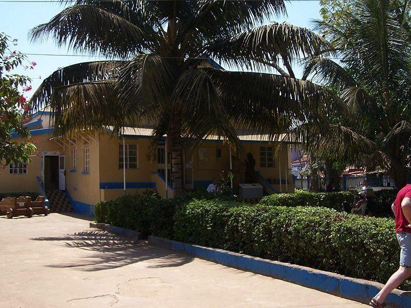 Национальный музей Гамбии