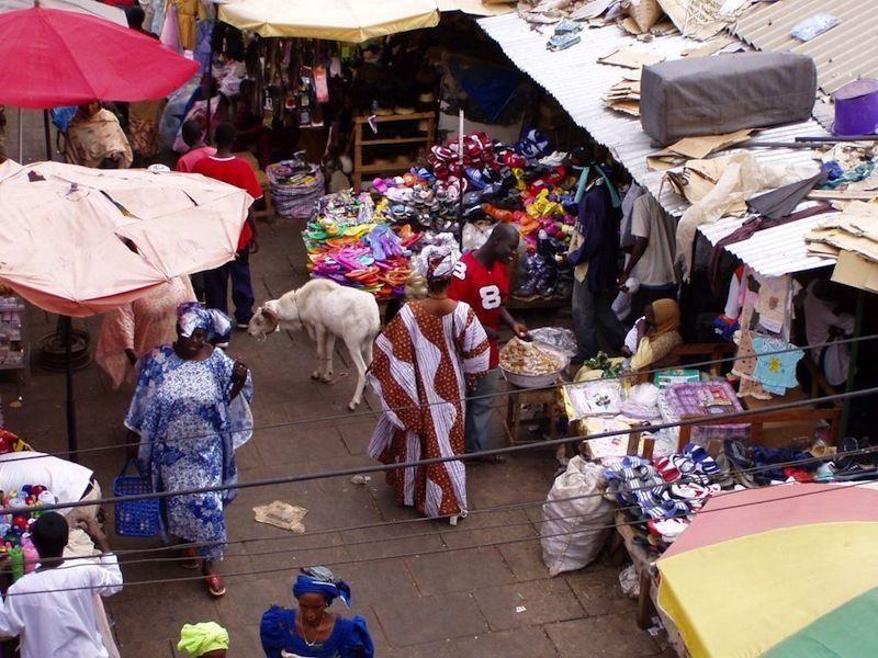 Рынок Альберт