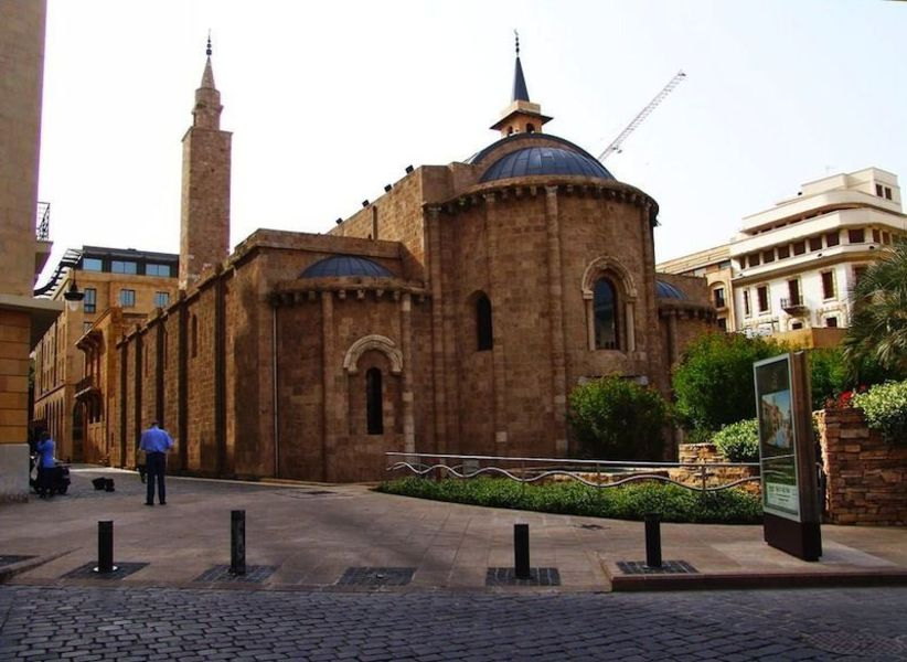 Мечеть Омари