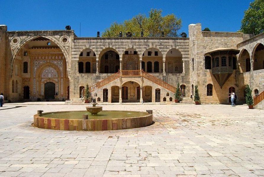 Дворцовый комплекс Бейтеддин