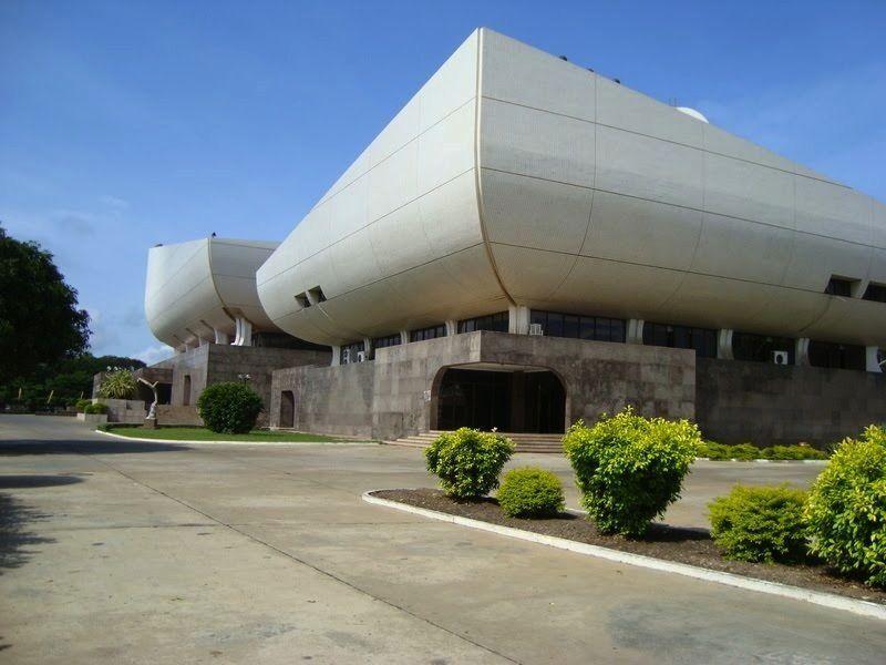 Национальный театр, Аккра