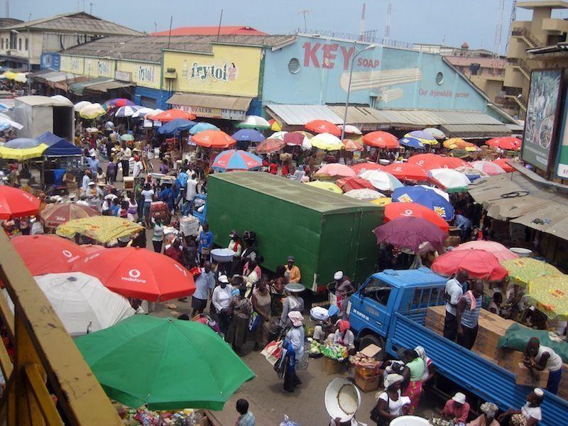 Рынок Макола