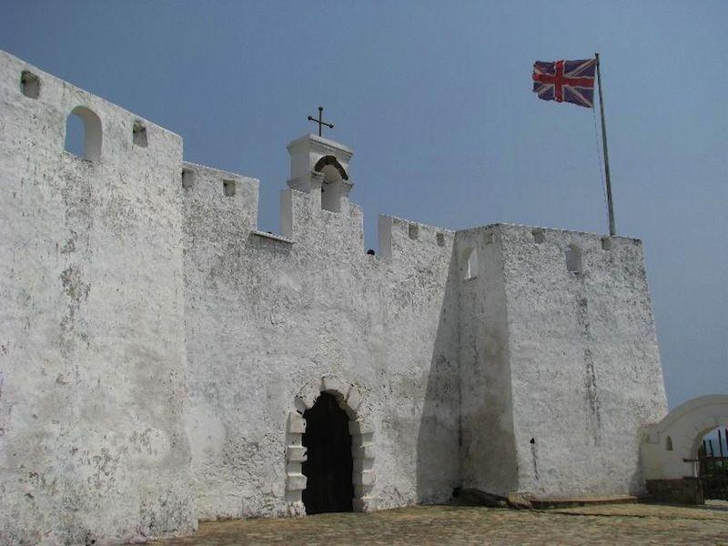 Форт Мэтал Кросс