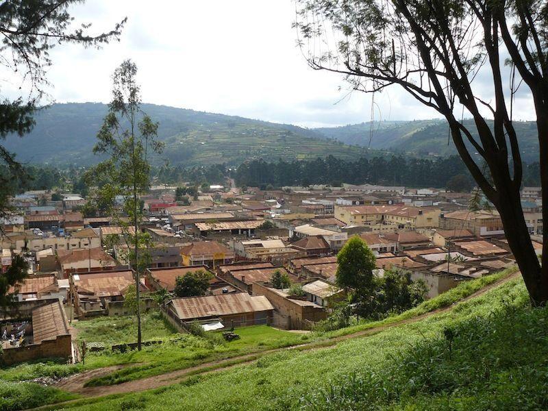 Форт Кибале