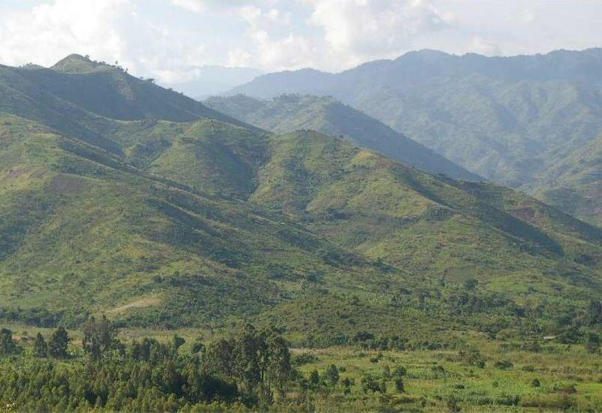 Национальный парк гор Рувензори