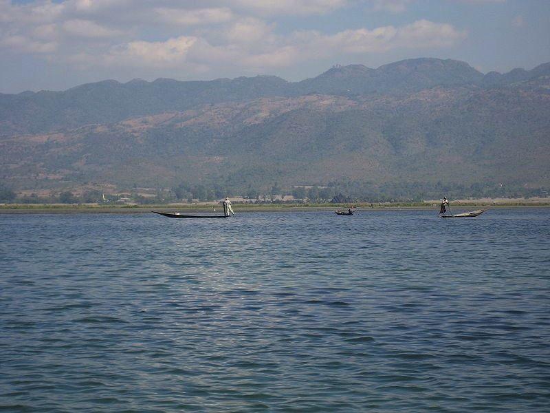 Озеро Инле