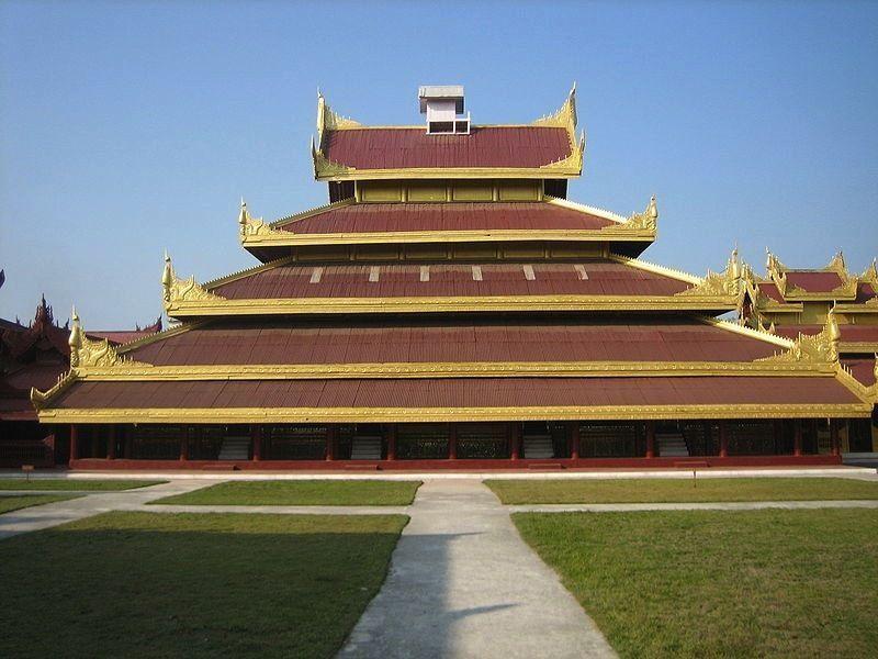 Мандалайский дворец