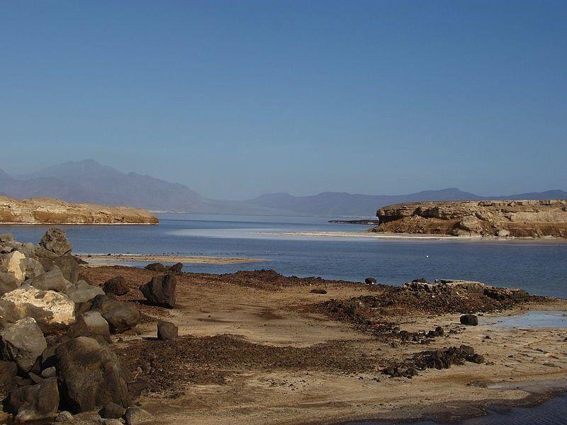 Озеро Ассаль