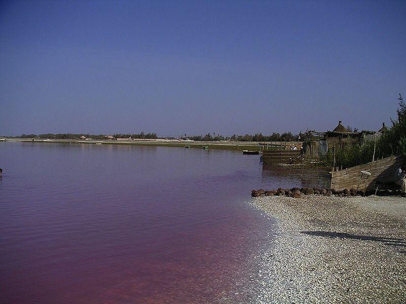 Озеро Ретба