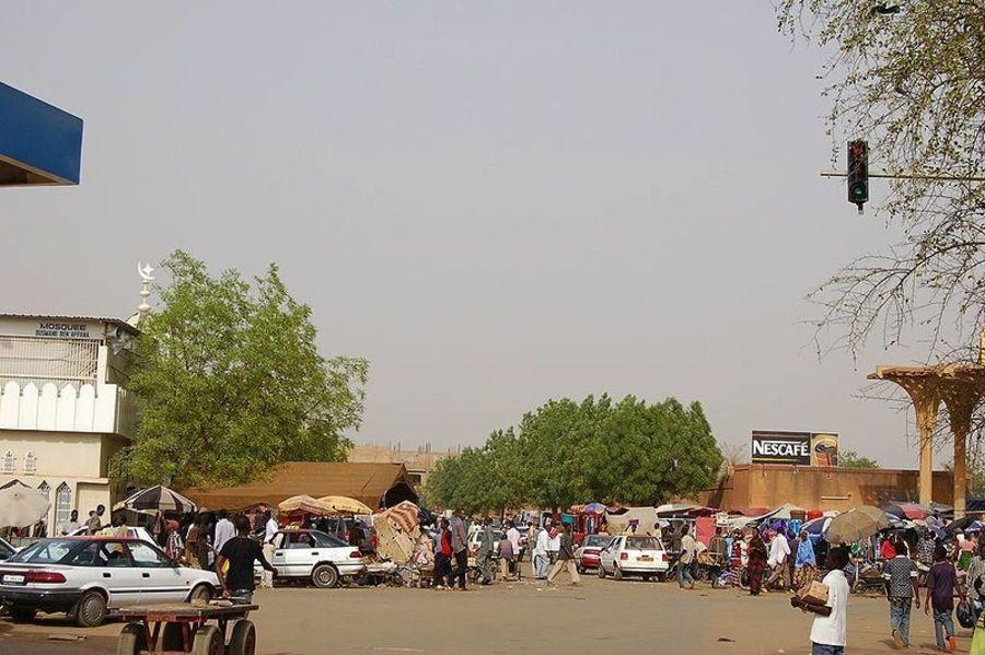 Большой рынок, Ниамей