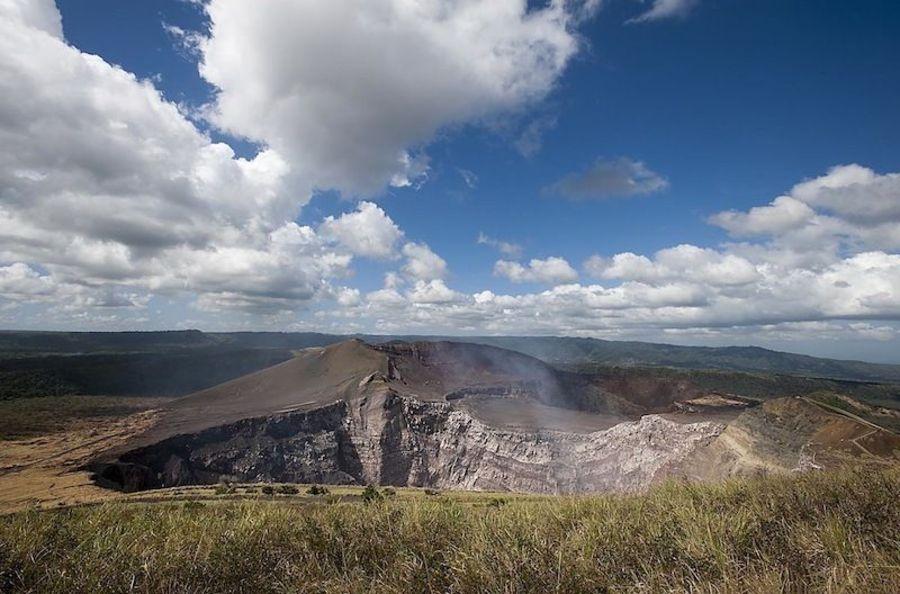 Национальный парк Вулкан Массая