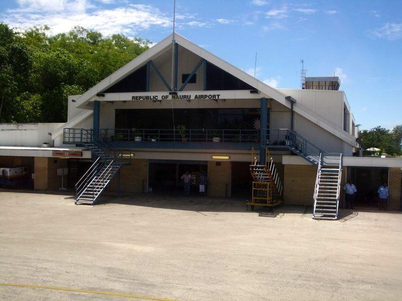 Международный аэропорт Науру