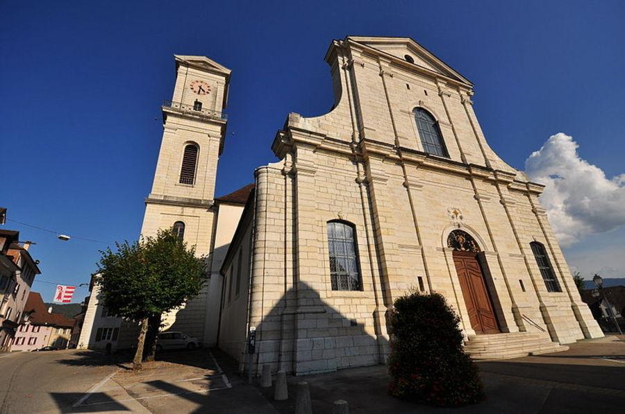 Церковь Св. Марселя
