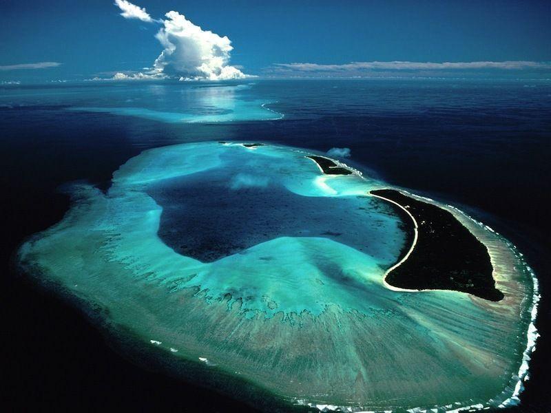 Остров Каянгел