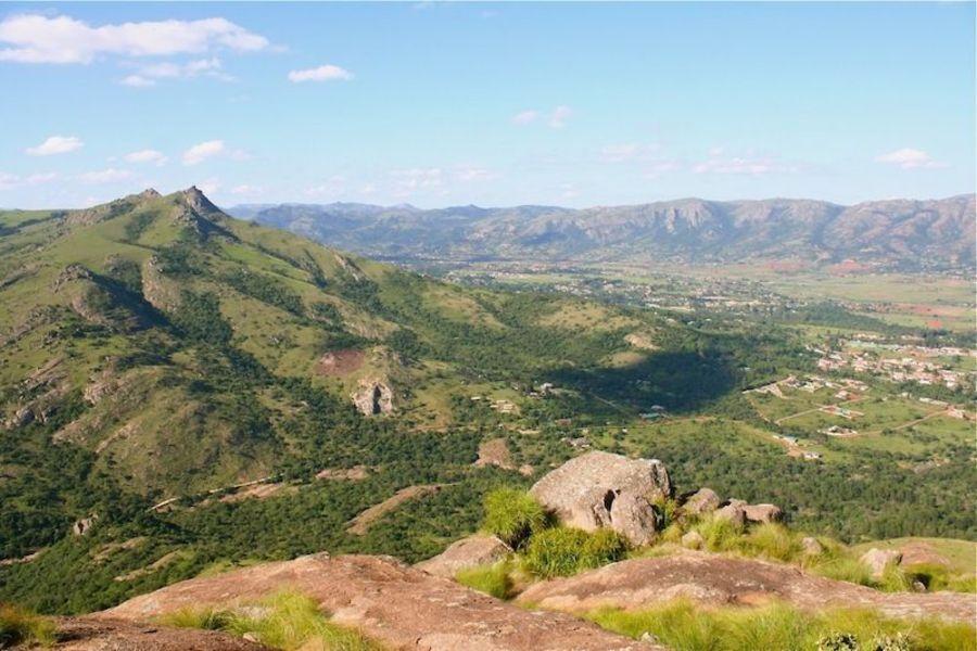Великая долина Эзулвини